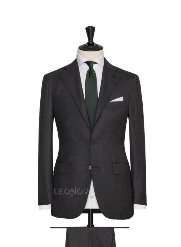 Черный костюм «Serchio»
