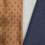 Костюм океанического синего цвета из шерсти и шелка – Vitale Barberis