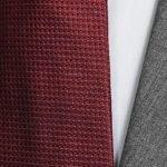 Костюм пепельного цвета из шерсти и шелка – Vitale Barberis
