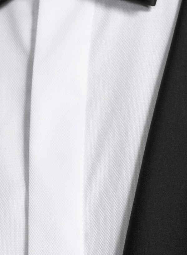 Черный мужской смокинг на свадьбу