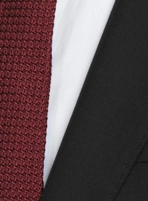 Черный премиальный костюм