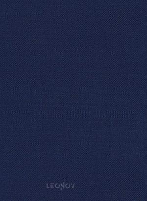 Костюм цвета королевский синий из чистой шерсти