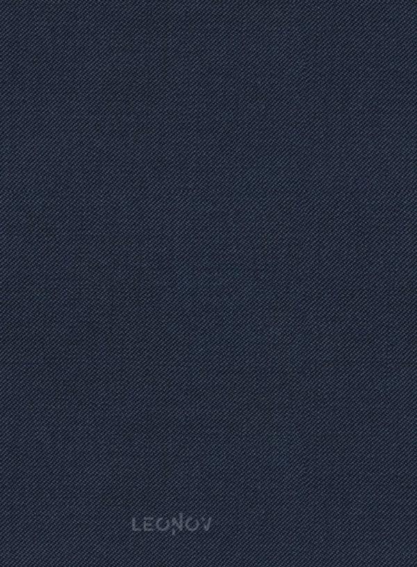 Костюм цвета морской синий из чистой шерсти