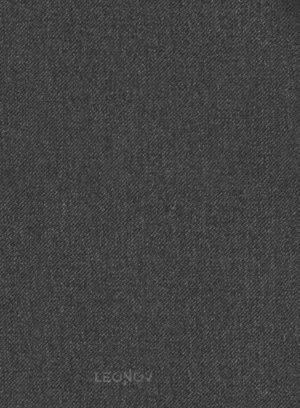 Темно-серый костюм из чистой камвольной шерсти