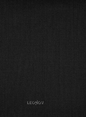 Классический черный костюм из шерсти