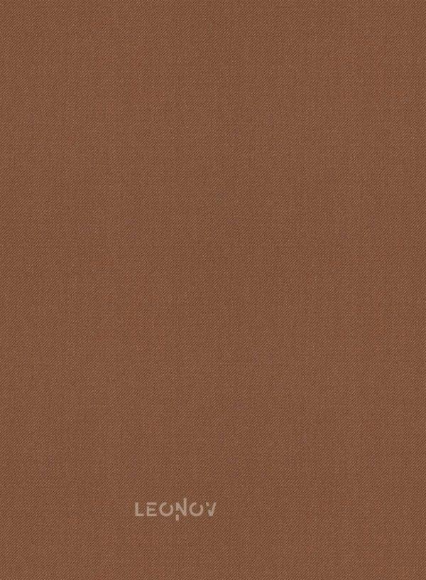 Костюм кирпичного цвета из шерсти