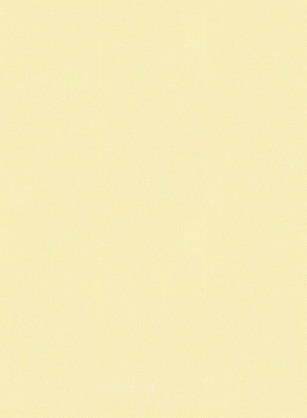 Костюм сочного желтого цвета из шерсти