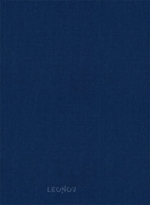 Костюм глубокого синего цвета из шерсти