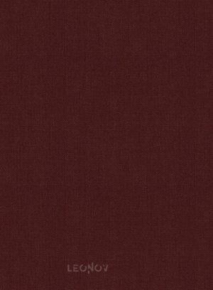 Костюм винного цвета из шерсти