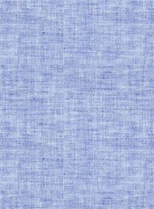 Летний голубой мужской котам из льна