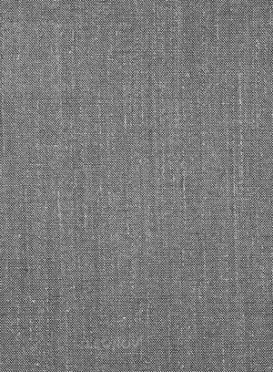 Повседневный утонченный серый костюм шелка, шерсти и льна