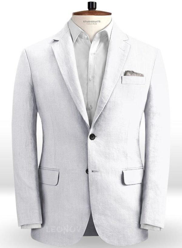 Летний пиджак из льна – Solbiati