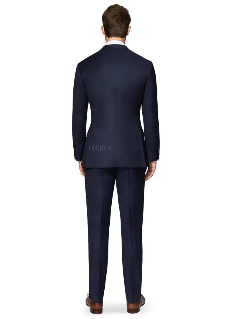 Облегченный костюм темно-синий – Vitale Barberis в Санкт ...  Темно Синий Костюм Рубашка