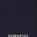 Темно-синий костюм с паттерном nailhead (шляпка гвоздя)